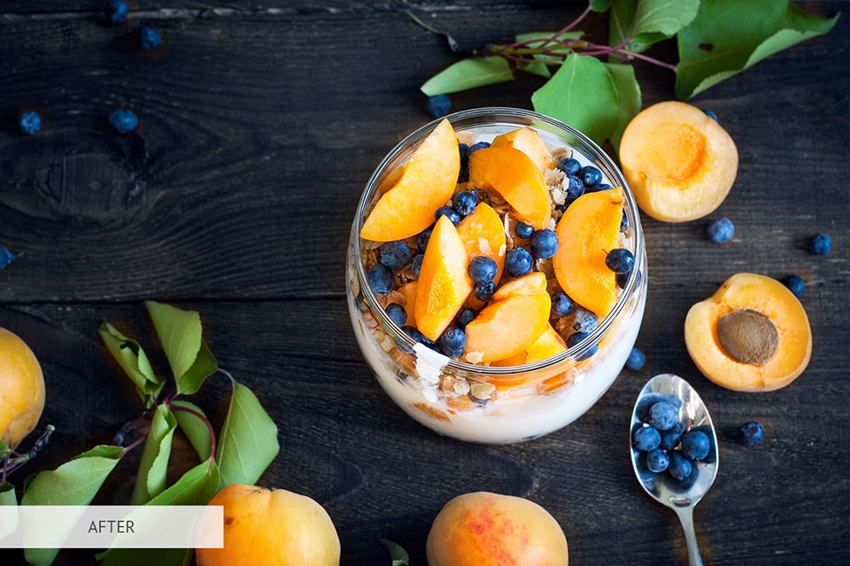 40 Dark Food Photography Tips and Food Styling Ideas