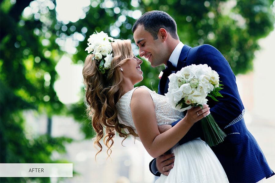 lut-uri premiere pro pentru nunți