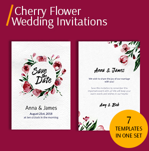 Wedding Invitation Card Template Packs Template For Wedding