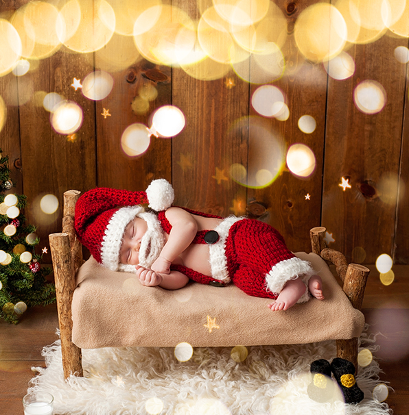sun ray overlay christmas light ligthroom bokeh overlays cover baby
