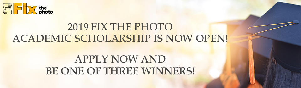 Fix The Photo Academic Scholarship 2019