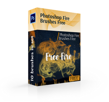 Free Photoshop Fire Brushes