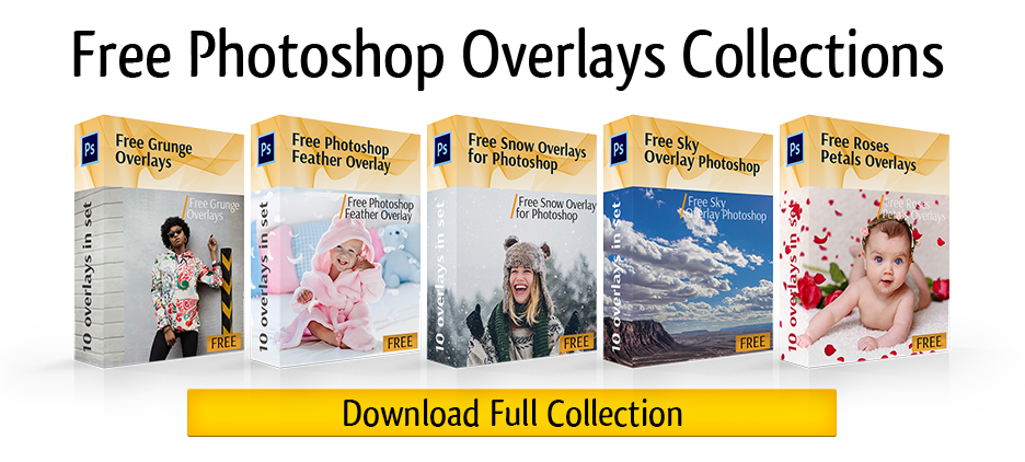 Download Free Photoshop Overlays|Photoshop Free Overlays collection