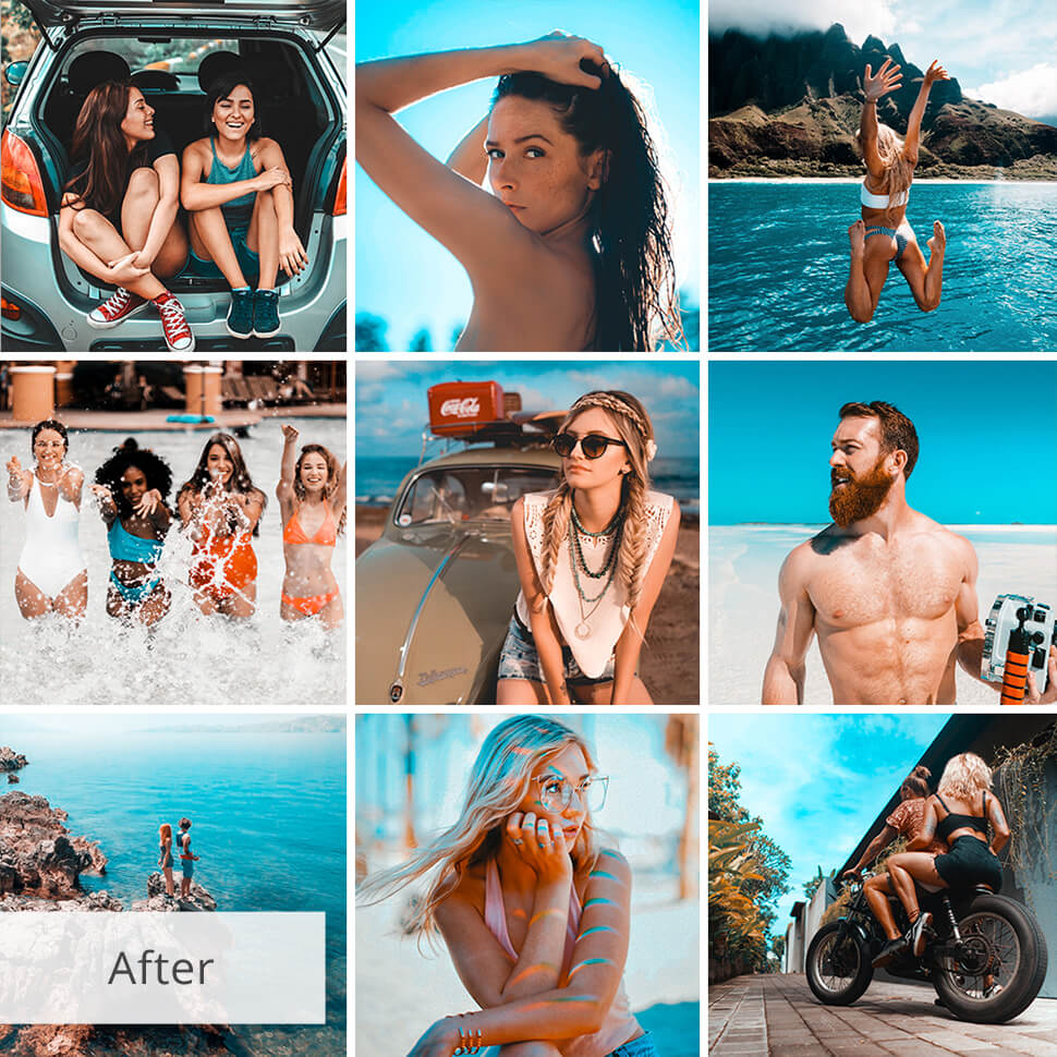 Instagram Free Lightroom Presets for Photographers Cover