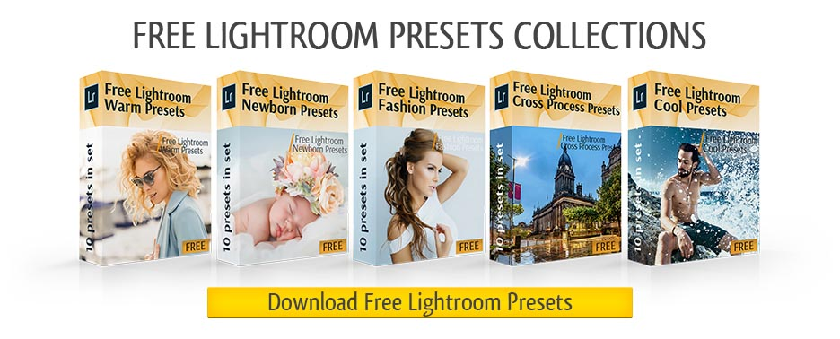 free lightroom presets banner collection how to download