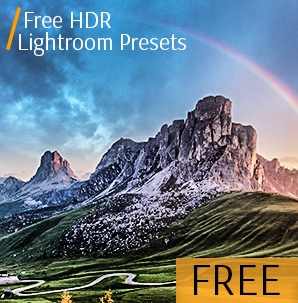 free lightroom sunset preset adobe lightroom presets hdr bundle cover