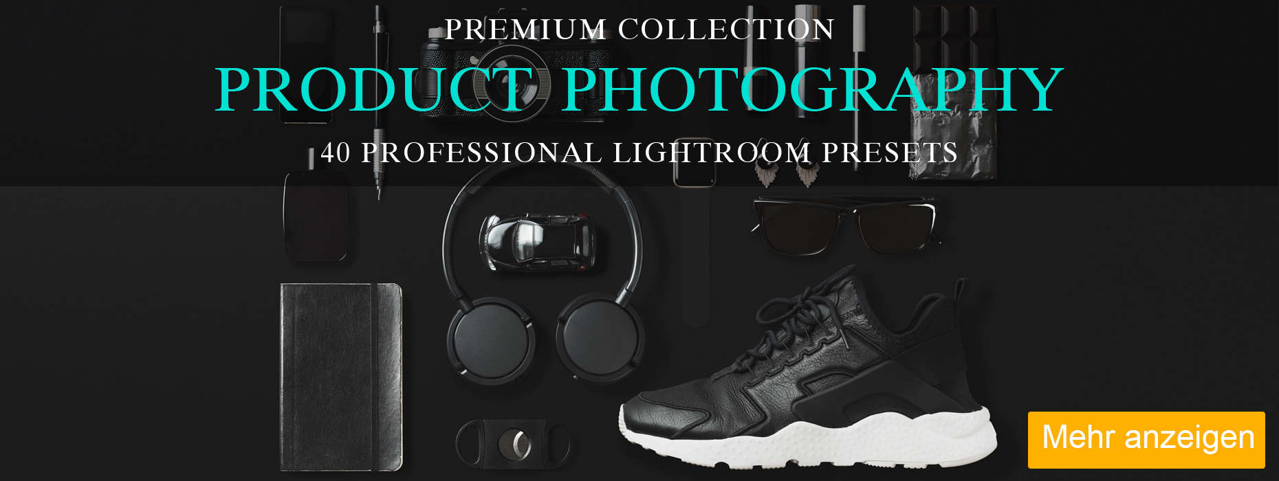 lightroom presets auto product collection