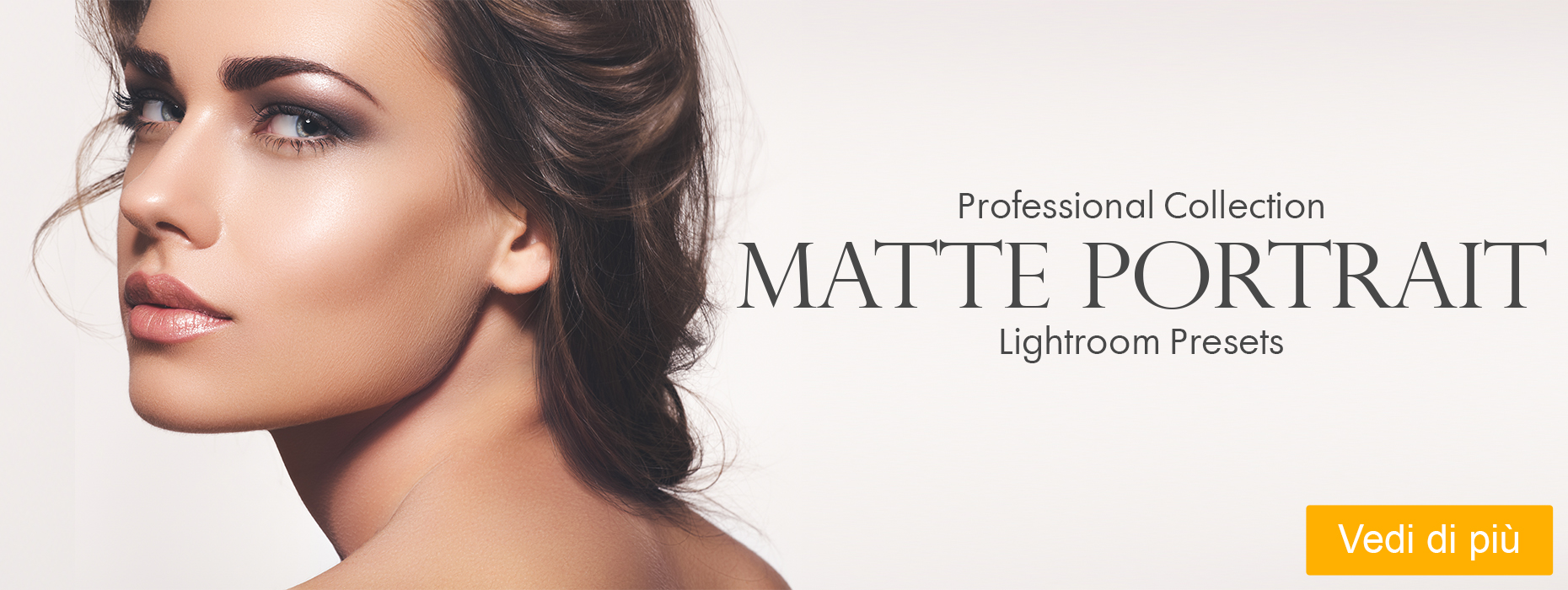 preset lightroom cross processo matte portrait cover