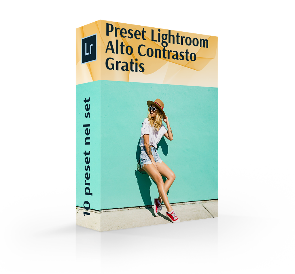 presets lightroom contrast cover box