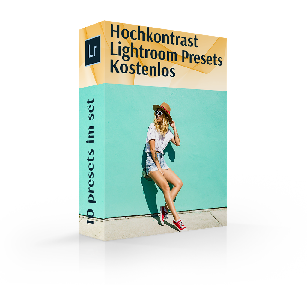 hochkontrast lightroom presets contrast box