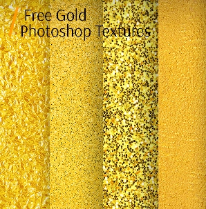 photoshop gold texturen