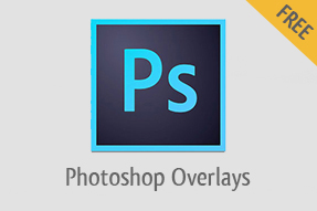 Photoshop overlays free