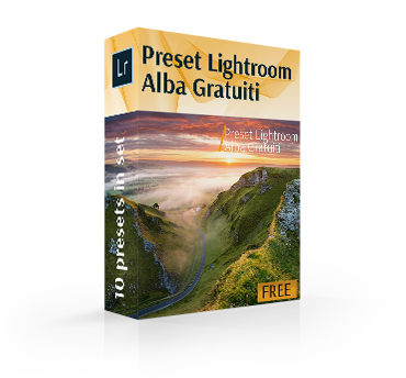 free sunrise lightroom presets cover box