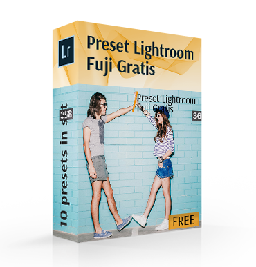 free lightroom glow presets cover box