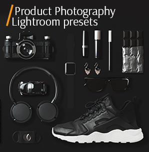 40 Product presets for lightroom