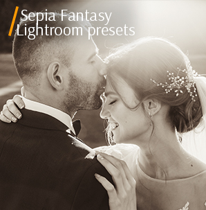 sepia preset for lightroom