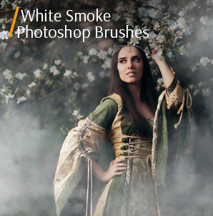 free grunge photoshop brushes white smoke photoshop brushes cover
