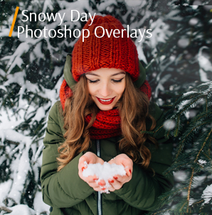 free photoshop sky overlays snowy day photoshop overlays cover girl