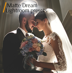 matte dream lightroom presets