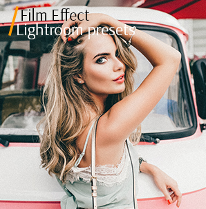 film portrait presets for lightroom
