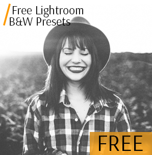 real estate lightroom presets free lightroom 5-presets for photographers b&w portrait set cover