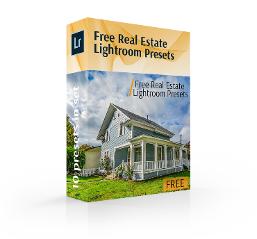 free  real estate lightroom presets cover box