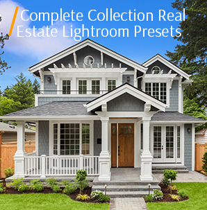 best presets for lightroom - real estate collection