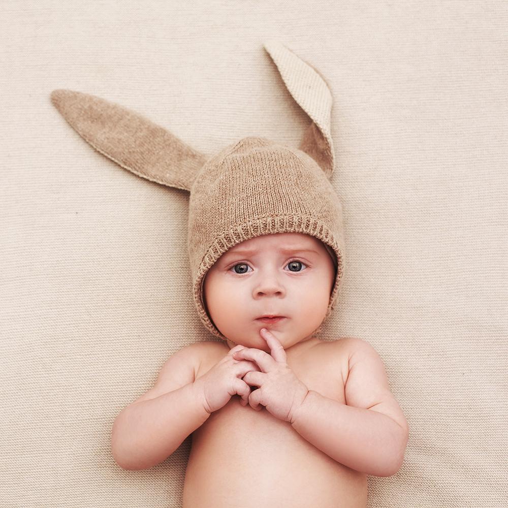 editing newborn photos | natural baby photo retouching