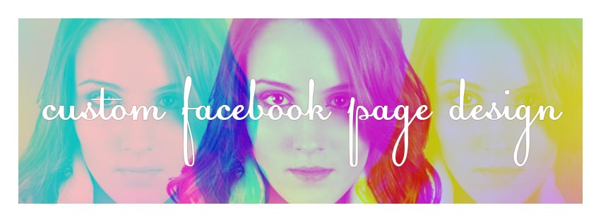 Create Facebook cover photo