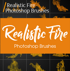 free photoshop smoke brushes realistic fire photoshop brushes cover