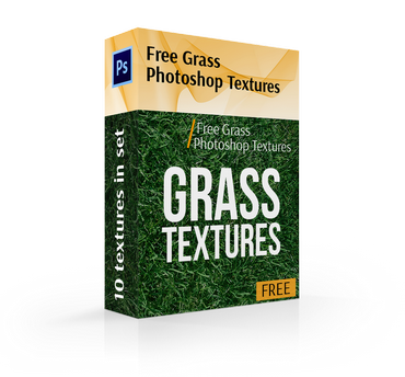 grass texture free photoshop cover box