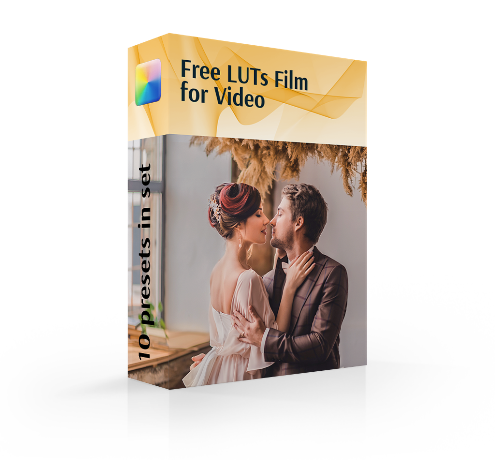 Download 10 Free Film LUTs|Film Look LUTs Pack for Video