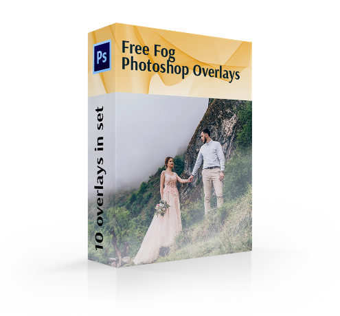 free fog overlays for photoshop cover box
