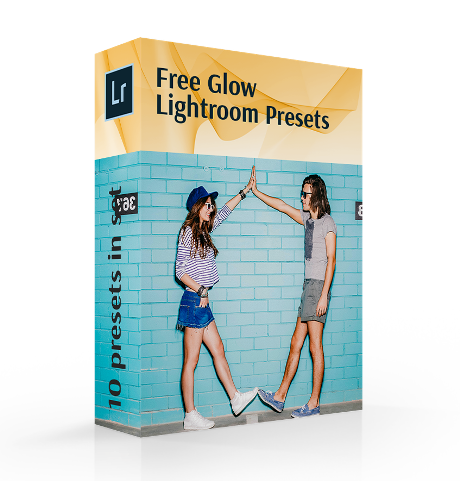 Download Glow Lightroom Presets Free|Free Fuji Film Presets