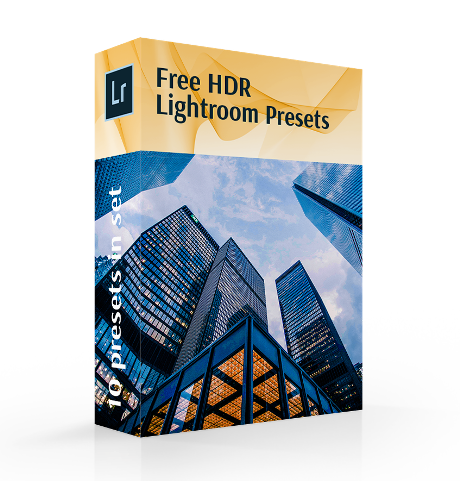10 Free HDR Lightroom Presets in 1 Click - Download Professional HDR
