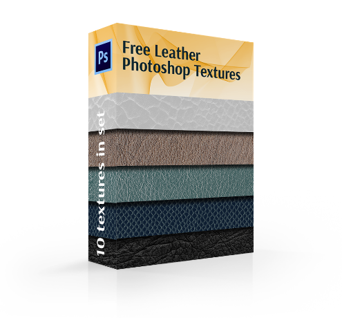 free leather texture for photoshop cover box