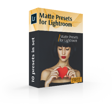 free matte lightroom presets box pack