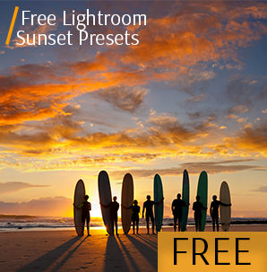 presets lightroom contrast free lightroom presets download sunset pack cover