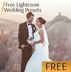 matte free lightroom presets for weddings bundle cover