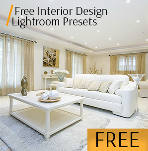amazing free lightroom presets for interior photography