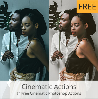 cinematic acciones photoshop gratis