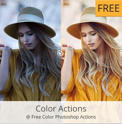 color acciones photoshop gratis