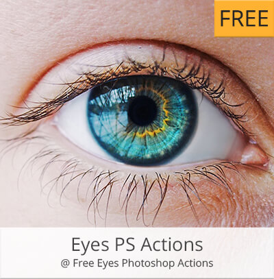 eyes acciones photoshop gratis