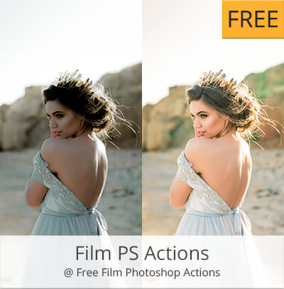 film acciones photoshop gratis