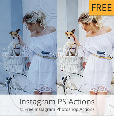 instagram acciones photoshop gratis