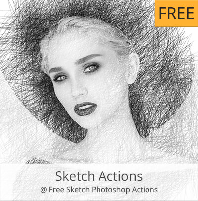 sketch free photoshop actions 2019