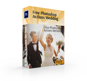 Free Photo Actions Wedding Cover Box
