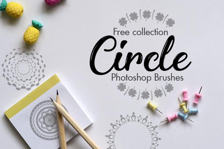 Free Photoshop Circle Brushes|Free Circle Photoshop Brushes