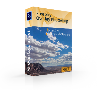 free photoshop sky overlays cover box