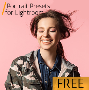top free portrait lightroom presets set